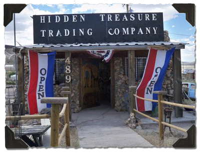 Hidden Treasure Trading Company