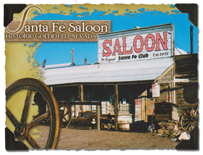 The Santa Fe Saloon & Motel